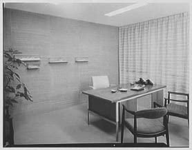 HistoricalFindings Photo: Raymond Loewy Corporation,425 Park Avenue, York City,NYC,Office,1957