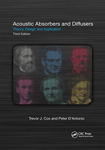 Acoustic Absorbers and Diffusers: Theory, Design and Application