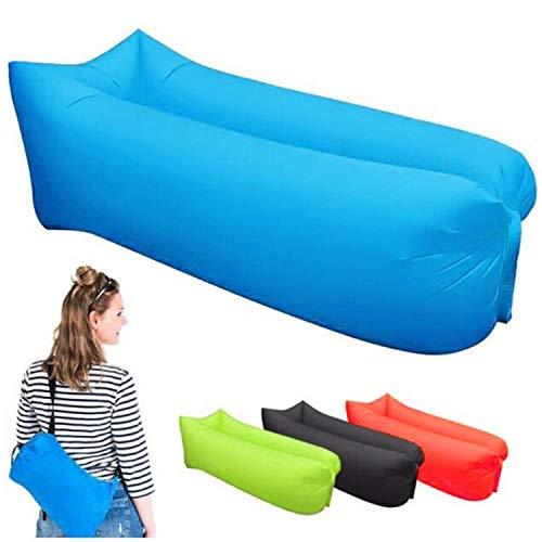 MPortas Aufblasbares Sofa - Air Lounger - Luft Sofa – Airlounge Luftsofa – Luft Sack – Aufblasbare Couch - Outdoor Indoor – Sitzsack aufblasbar