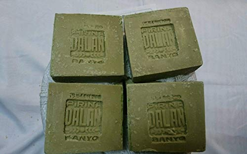 6 Stück Dalan Olivenölseife ca. 1100gr Naturseife Handgemacht Vegan