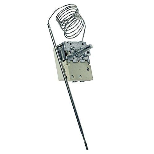 Thermostat 50-320°C Temperaturregler Original EGO 55.18062.050 Backofenthermostat Backofen Herd Ofen passend Electrolux Juno Zanker 3051770018 305177001 Bauknecht Quelle Siemens Faure Bosch Baumatic