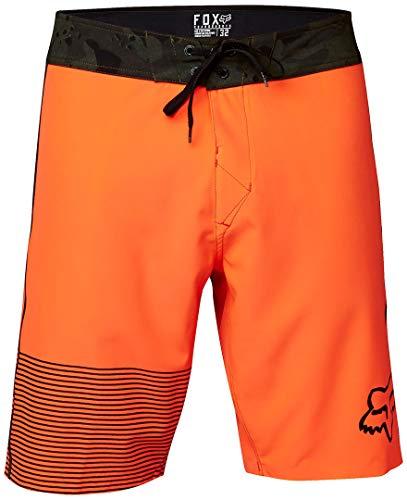 Fox Boardshort Metadata Flo Orange, Größe 32