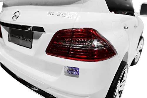 RC Auto kaufen Kinderauto Bild 2: Toyas Lizenz Kinderfahrzeug Mercedes Benz Jeep SUV ML350 Kinderauto Elektroauto 2X 25W Motor Fernbedienung MP3 Anschluss in Schwarz*