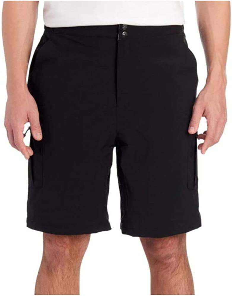 Reel Life Mens Hybrid Shorts with Cargo Pockets