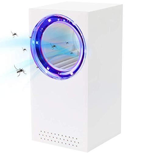 Taiso Insetticida, Uccidi Zanzare con Lampada UV, Insetticida con USB, Ammazza Zanzare 180° Luce Insetticida per Insetti Volanti per Uso da Interno ed Esterno