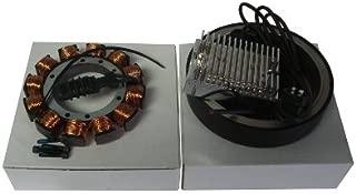 FOR HARLEY S&S, ULTIMA, TP ENGINEERING 70-99 32 AMP HEAVY DUTY ALTERNATOR KIT