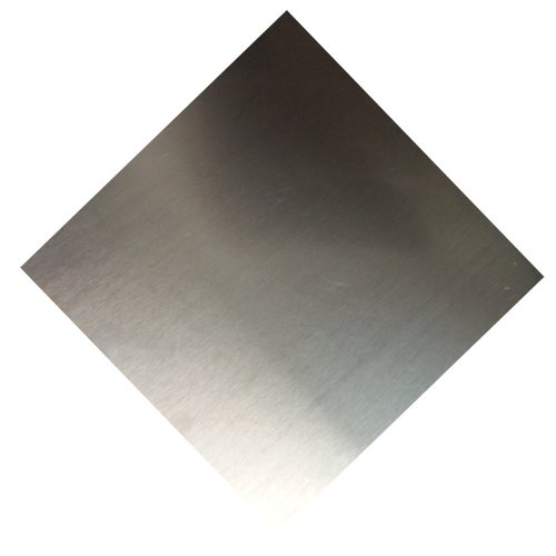 RMP 3003 H14 Aluminum Sheet 12 Inch x 12 Inch x 0.025 Inch Thickness
