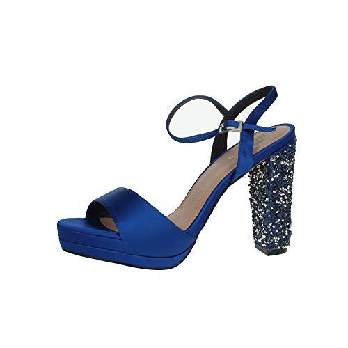 Menbur 20279 Sandales Femme Bleu 38