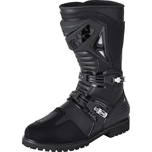 IXS Stiefel Trail, Farbe schwarz, Größe 41