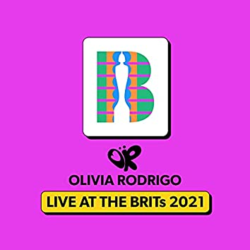 drivers license (Live at The BRIT Awards 2021)
