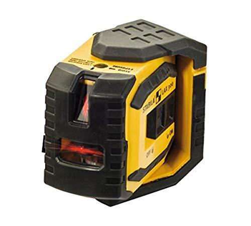 STABILA Kreuzlinien-Lot-Laser LAX 300, 4-teiliges Set