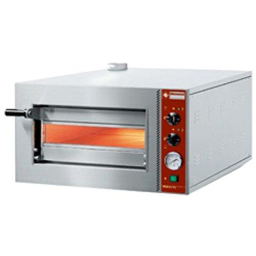 Diamond Pizzaofen 220 V 1 Kammer 1 Pizza Macro42