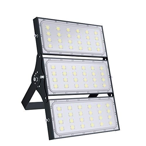 300W Focos LED Exterior, bapro Reflector LED 30000LM Luz Led...