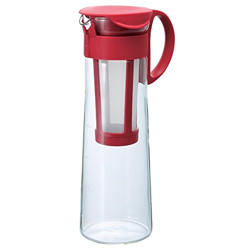 HARIO Cold Brew Coffee Pot Red 1000ml MCPN-14R