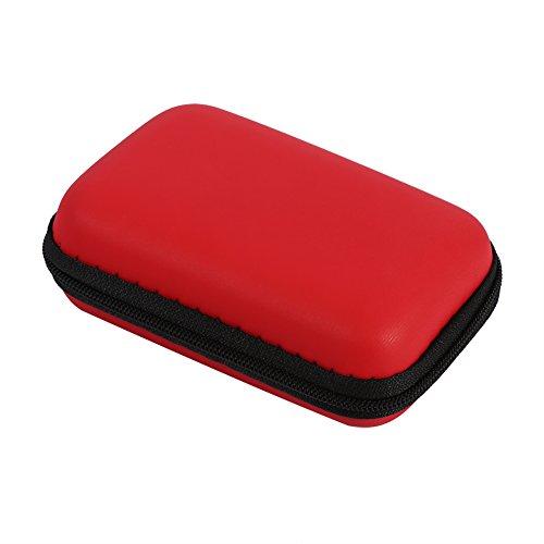 Acouto Bolsa de Almacenamiento Digital, 5 Colores Mini Bolsa de Almacenamiento Gadgets...