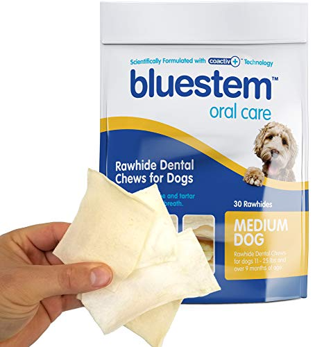 rawhides Rawhides for Dogs: Chip Dog Chews Treats for Small and Medium Dogs That Reduce Plaque and Tartar While Promoting Fresh Breath. Long Lasting Raw Hide Dog Dental Chews & Dog Chew Treats