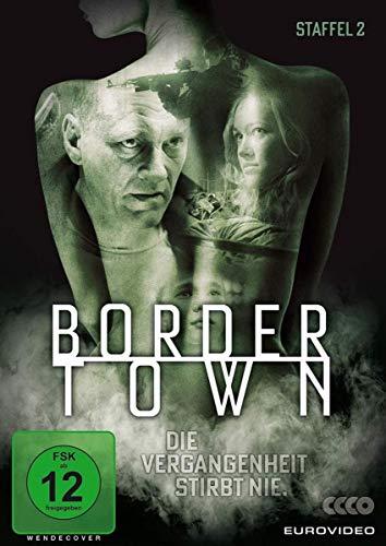 Bordertown - Staffel 2 [4 DVDs]