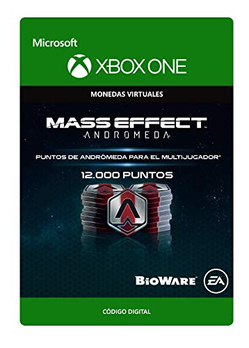 Mass Effect: Andromeda: Andromeda Points Pack 6 (12000 PTS) | Xbox One - Código de descarga