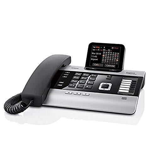 GIGASET DX600. Teléfono fijo con conexion RDSI, Bluetooth, Manos Libre, Contestador, Llamadas paralelas