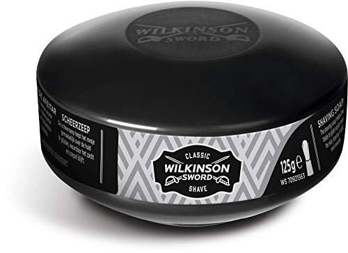Wilkinson Sword 7000205B Shaving Soap Bowl 1 Box Contains 10 Bowls