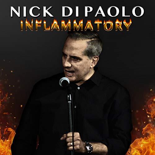 Couverture de Nick Di Paolo: Inflammatory