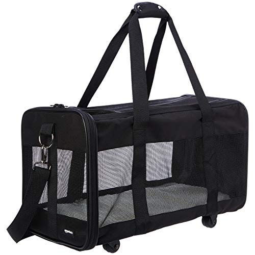 Best 20 to 24 pounds small animal carriers review 2021 - Top Pick