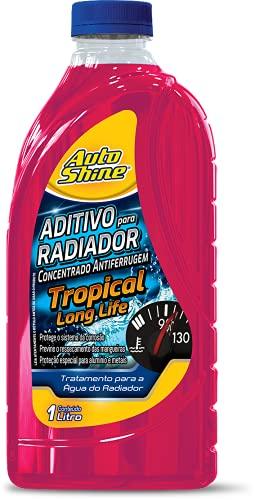 ADITIVO RADIADOR CONCENTRADO ROSA LONGLIFE 1L Autoshine