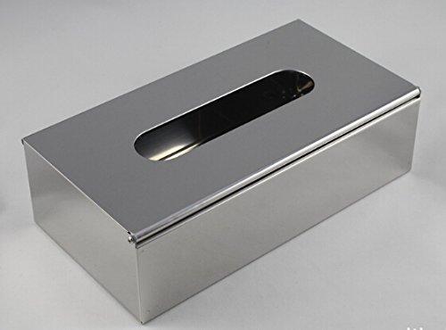 283-2 Modern Design Papierspender Handtuchspender Papierhandtuchspender, Edelstahl 18/8 (SUS304), hoch glänzend