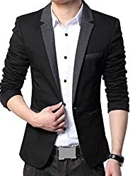Creative concepts Mens Slim fit Party wear Blazer