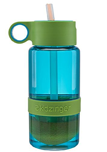 Zing Anything kZ100B zinger bouteille kid 480 ml (bleu)