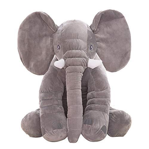 Knuffel, Baby Soft Gevulde Olifant Sussen Pop Speelgoed Baby Sussen Speelgoed Olifant Kussen 40cm Olifant