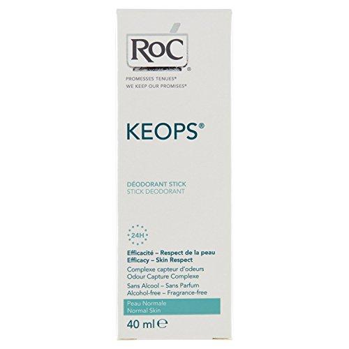RoC Desodorante Stick Keops 24H 40 ml