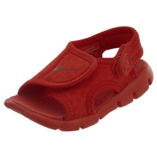 Nike Sunray Adjust 4 TD 386519-603, Zapatillas Unisex niños, Multicolor Red 001, 22 EU
