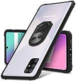 Dosnto Funda Samsung Galaxy A71 Antigolpes Dura Carcasa Transparente Silicona Protección ...