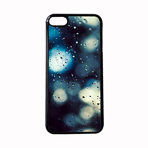 Gogh Yeah Compatible con Apple iPhone 5 Ip5S Se Niña con Glass El Único Cáscara Dura del Teléfono del Abs Choose Design 105-2