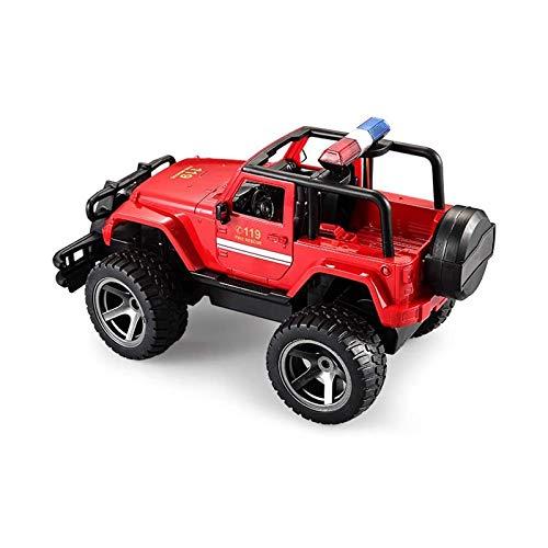 JTKDL Coche eléctrico de Juguete, automóviles de Control Remoto, automóvil RC, Control Remoto eléctrico Fuera de la Carretera, 1: 12 Escala 2.4GHz Radio RC camión