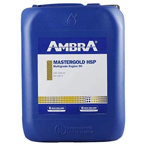 PETRONAS Ambra Mastergold Hsp 15w40 de 20 l. Aceite de Motor de Alto Rendimiento.