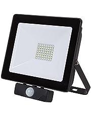 Perel leda6005nw de BP LED–Foco de exterior, 50W, blanco neutro