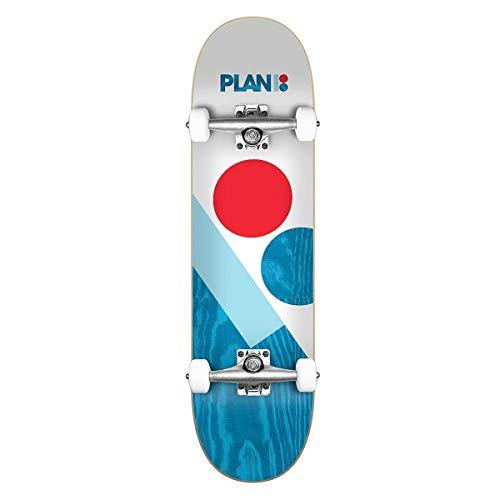 Plan B Skateboard Komplettboard Team Slant 8.0