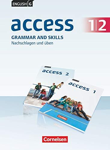 English G Access - Allgemeine Ausgabe - Band 1/2: 5./6. Schuljahr: Grammar and Skills