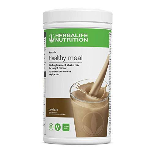 Café Latte Herbalife Formula 1 Shake 550 g