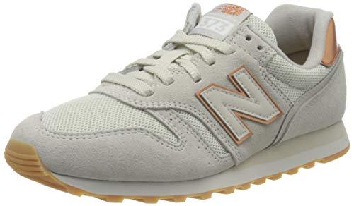 New Balance Damen WL373 B Sneaker, Elfenbein (Off Cd2), 40 EU