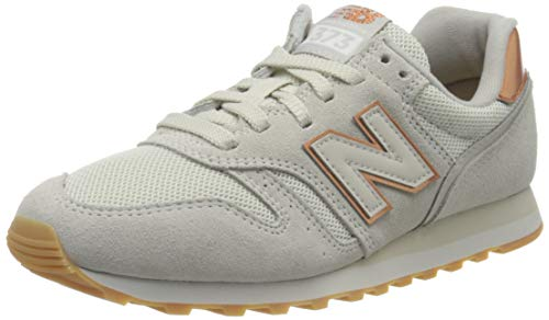 New Balance Damen WL373 B d Sneaker, Elfenbein (Off Cd2), 39 EU