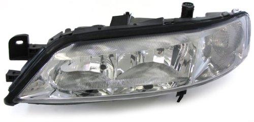 Carparts-Online 11231 Scheinwerfer H7 H7 Valeo System links