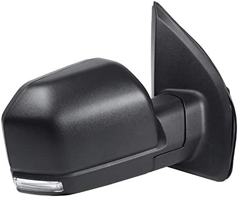 High quality new Carpartsinnovate For 15-18 Power Heated Passenger Black Max 67% OFF Right Si