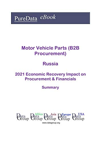 Motor Vehicle Parts (B2B Procurement) Russia Summary: 2021 Economic Recovery Impact on Revenues & Financials (English Edition)