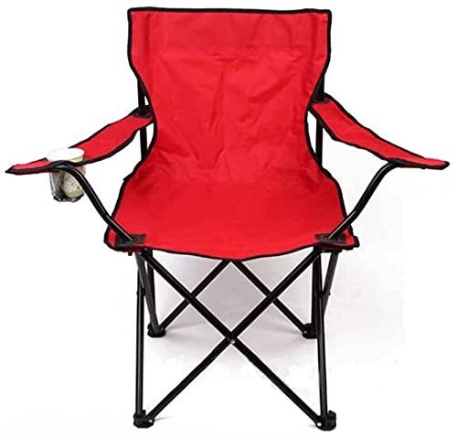 Cumple con el ergonómico Sillas de playa Sillas de playa ligeras plegables para armar con soporte de la taza del apoyabrazos Plegable ligero Portátil Camping BBQ BEACH PEAR PICNIC FESTIVAL con bolsa d