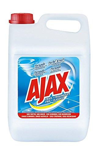 Nettoyant Ajax Parfum frais, 1er Pack (1x 5l)