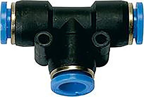 Riegler 109827-138.004 Raccord en T pour tuyau extérieur Ø 4 mm