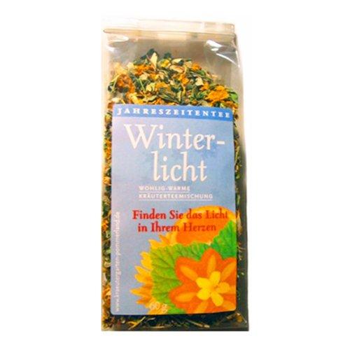 Kräutergarten Pommerland Winterlicht-Tee (60 g) - Bio